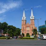 Basilica Notre Dame Saigon