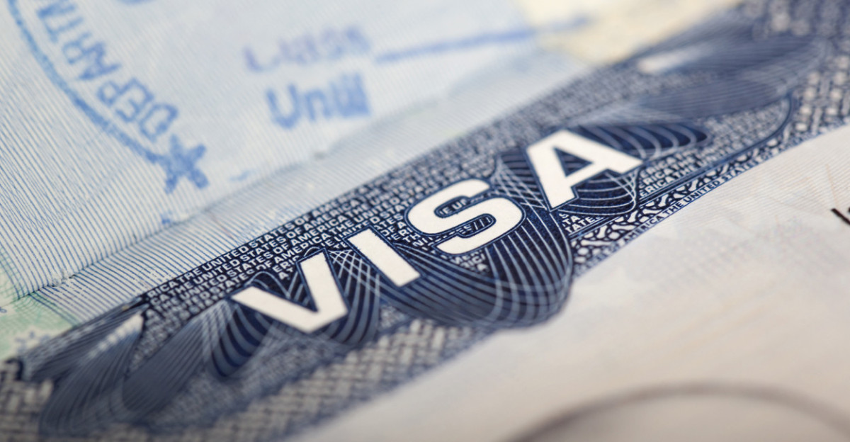 Visa pe pasaport