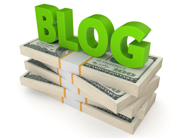 blog pentru bani