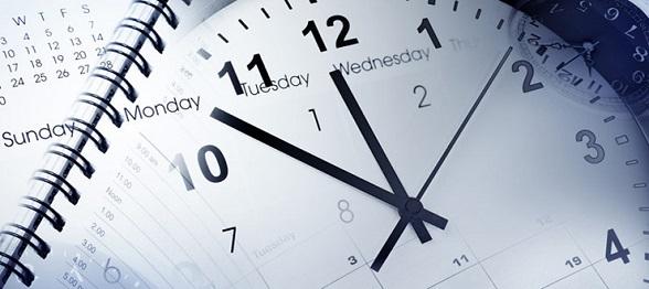 timpul este esential