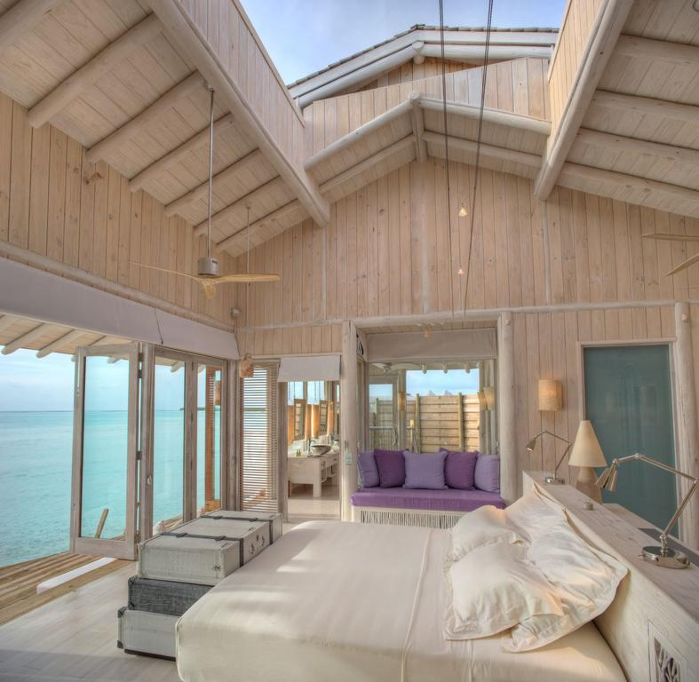 Soneva Jani Resort Maldive - sky view