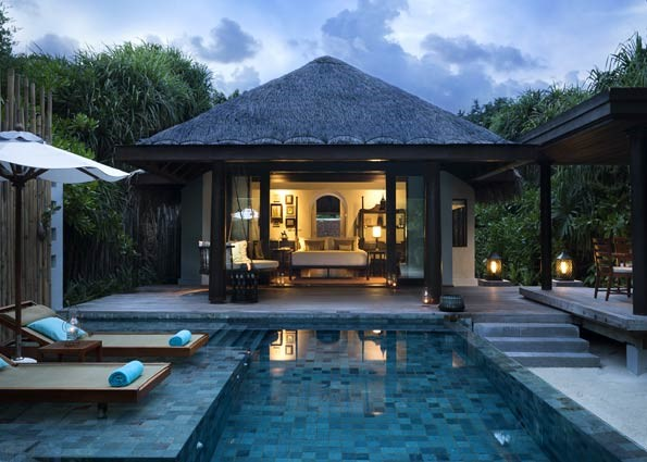 Anantara Kihavah Villas Resort Maldive - outside view