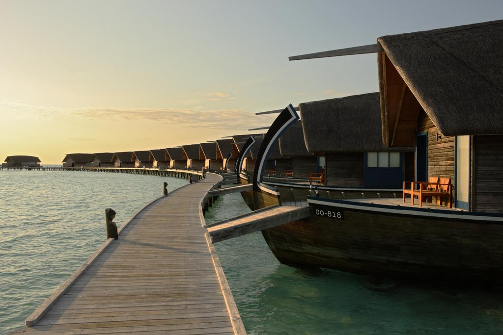 COMO Cocoa Island Resort Maldive - outside view
