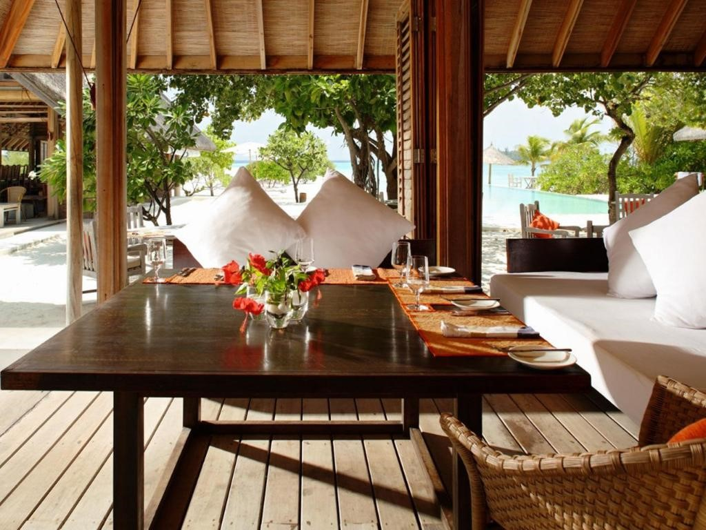 COMO Cocoa Island Resort Maldive - inside view