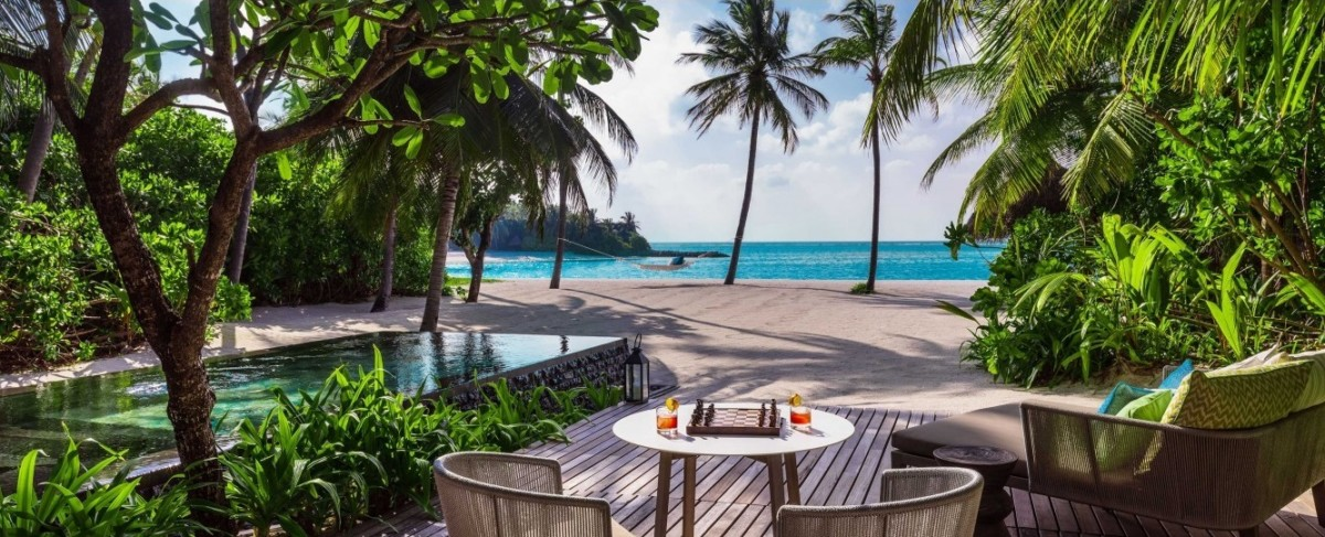 One & Only Reethi Rah Resort Maldive