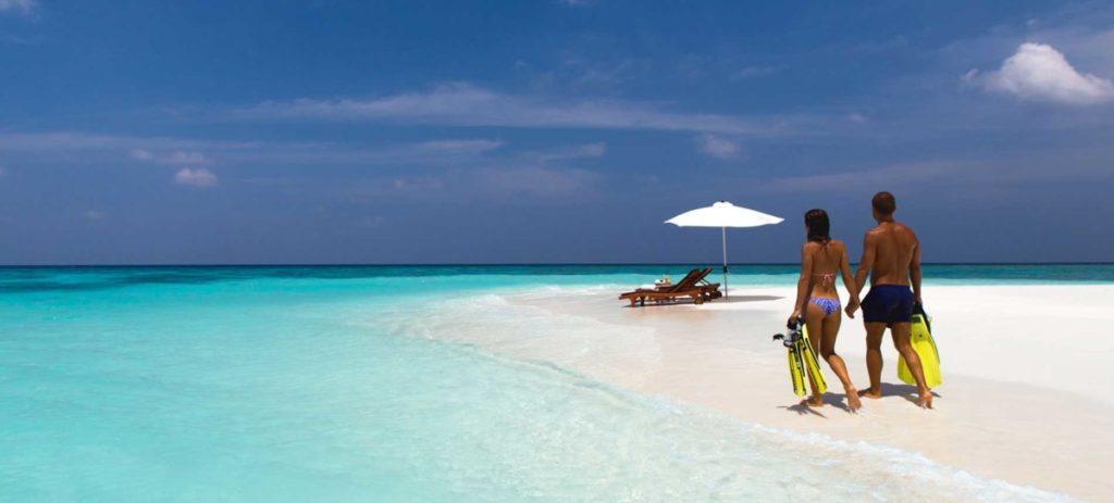 Plaja Maldive
