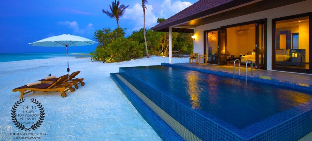 Water Villa Atmosphere Kanifushi Maldive