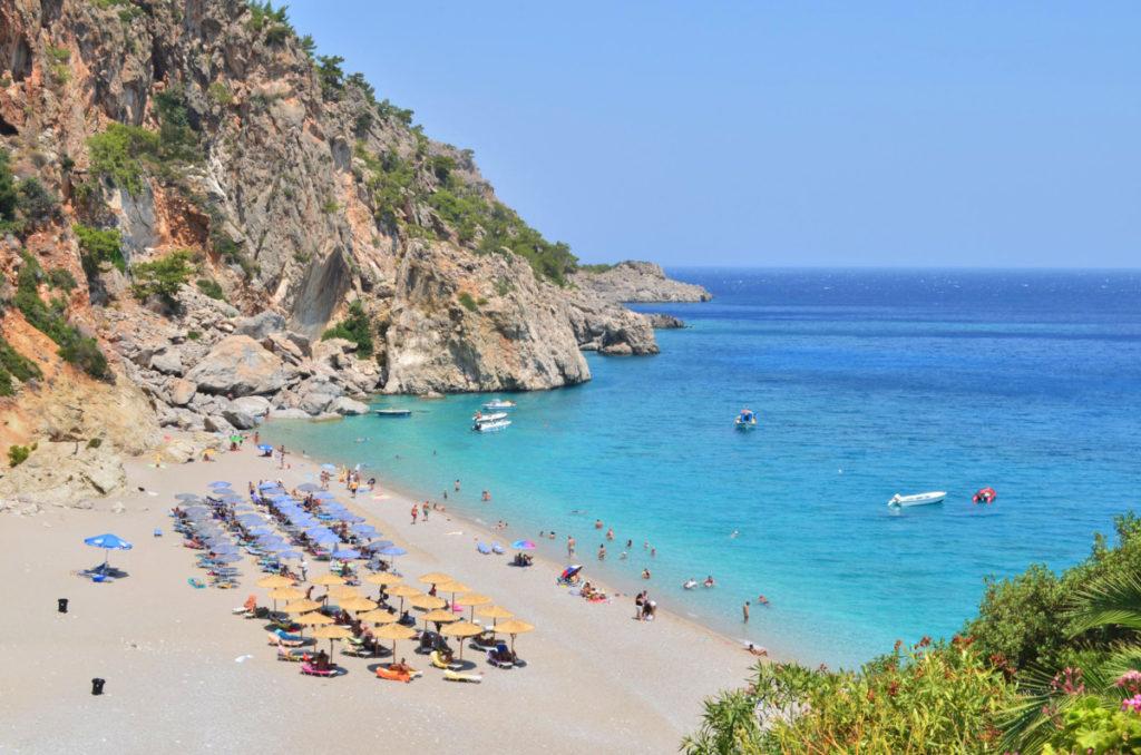 Plaja Marmaris Turcia