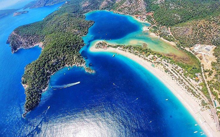 Plaja Oludeniz Turcia