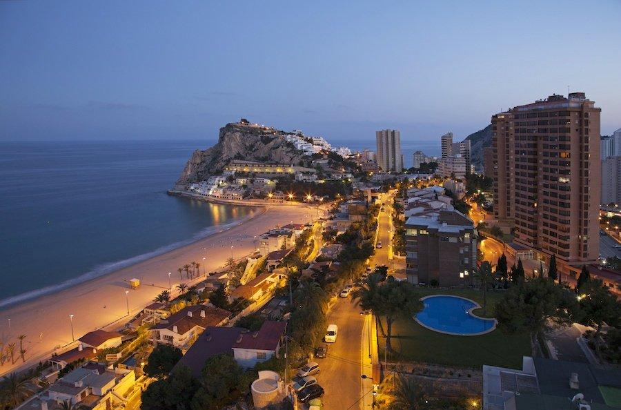 Plaje Costa Brava Spania